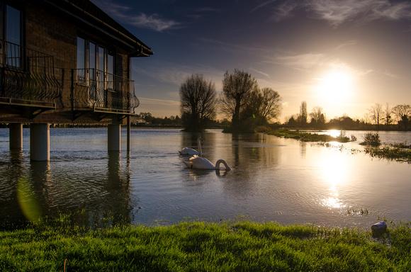 Flood Photography St Ives, Cambridgeshire