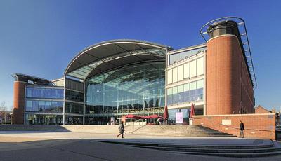 The Forum-Norwich