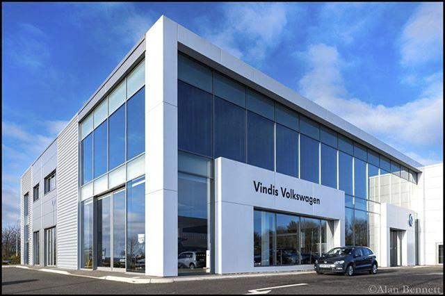 Vindis VW Showroom-Huntingdon